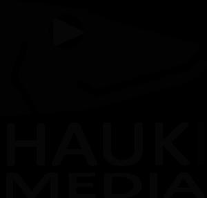 hauki media logo
